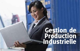 Gestion de production industrielle