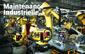 Maintenance et technologies Industrielles